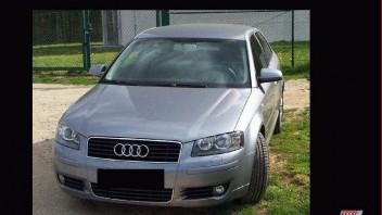 gany -Audi A3