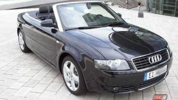 auditorian -Audi A4 Cabriolet