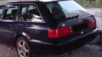 Scheuri -Audi S6
