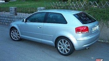 daMike22 -Audi A3