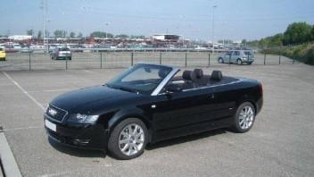 BlackCab -Audi A4 Cabriolet