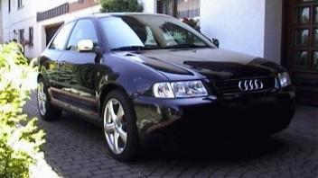 keingerede -Audi A3