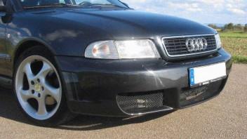 snipes -Audi A4 Limousine