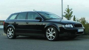 tribun -Audi A4 Avant