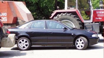 elmar77 -Audi A4 Limousine