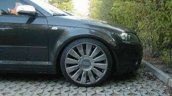 Erich Holzmann -Audi A3