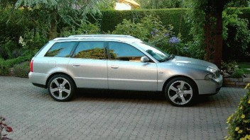 RobS -Audi A4 Avant