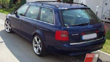 need for speed -Audi A6 Avant
