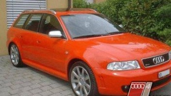 löwe -Audi RS4
