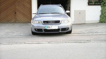 RSQuattro -Audi RS4