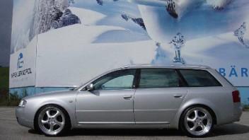 monster -Audi A6 Avant
