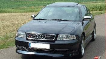 Turbo00 -Audi A4 Limousine