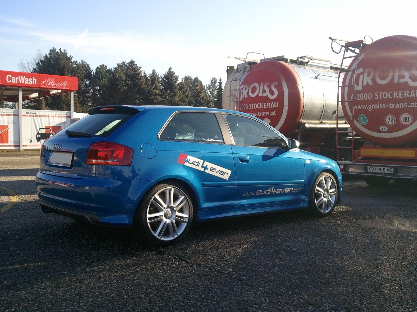 Audi4Ever - a4e Blog - Detail - WINMAN - Audi S3 8P ...