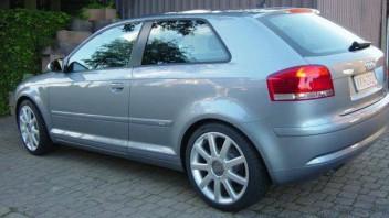 E90N -Audi A3