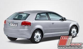 Hugotronic -Audi A3