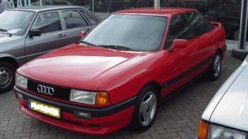 Trotz -Audi 80/90