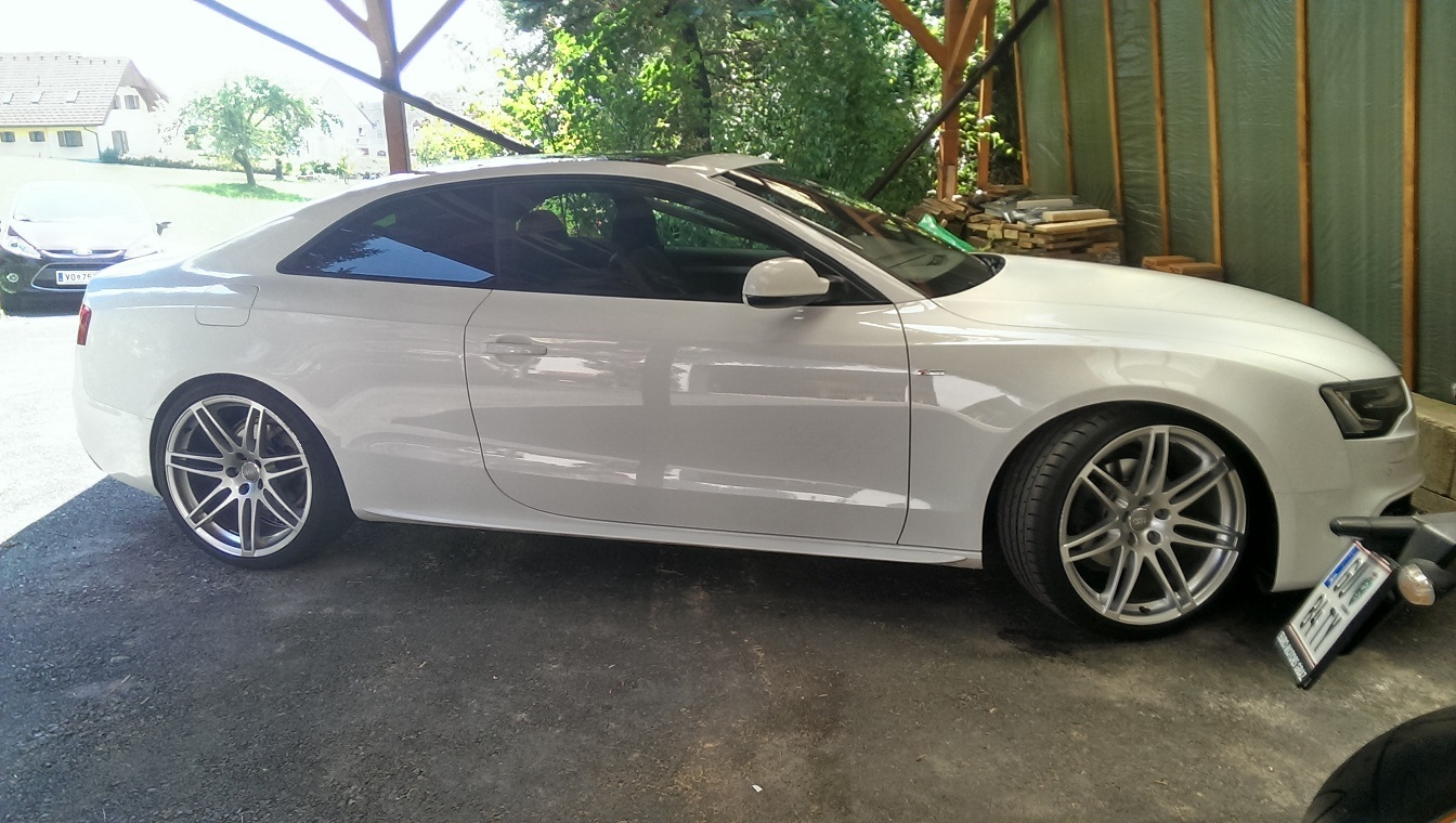 Audi4ever A4e Blog Detail Hari A5 Update 2013 20er