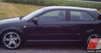 motoriseven -Audi A3