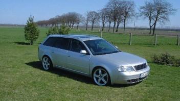 A6 Avant -Audi A6 Avant