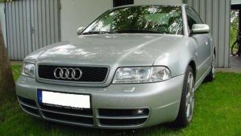 Barca -Audi A4 Limousine