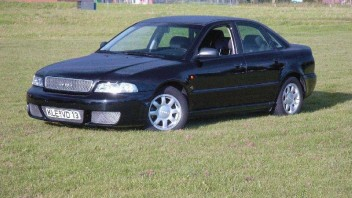 ChillerDvD -Audi A4 Limousine