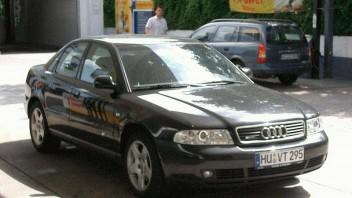 Landy -Audi A4 Limousine