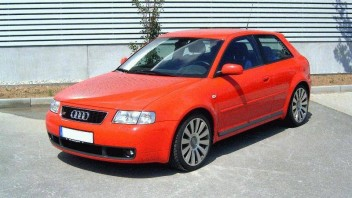 Harfsen -Audi S3