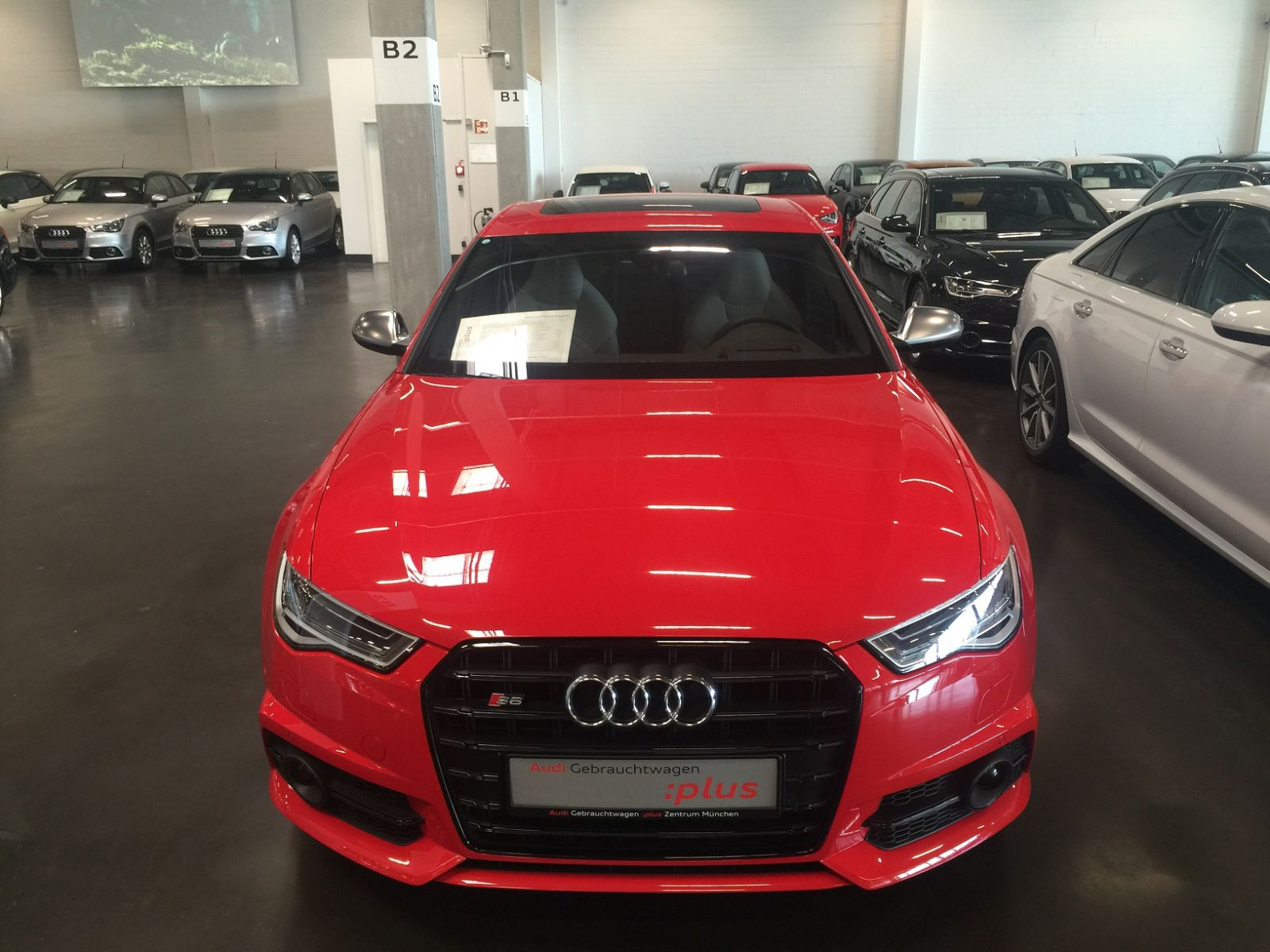 Audi Gebrauchtwagen :plus Zentrum - audi4ever