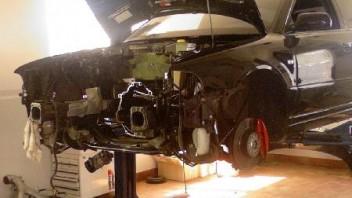 A4-Testfahrer -Audi S4
