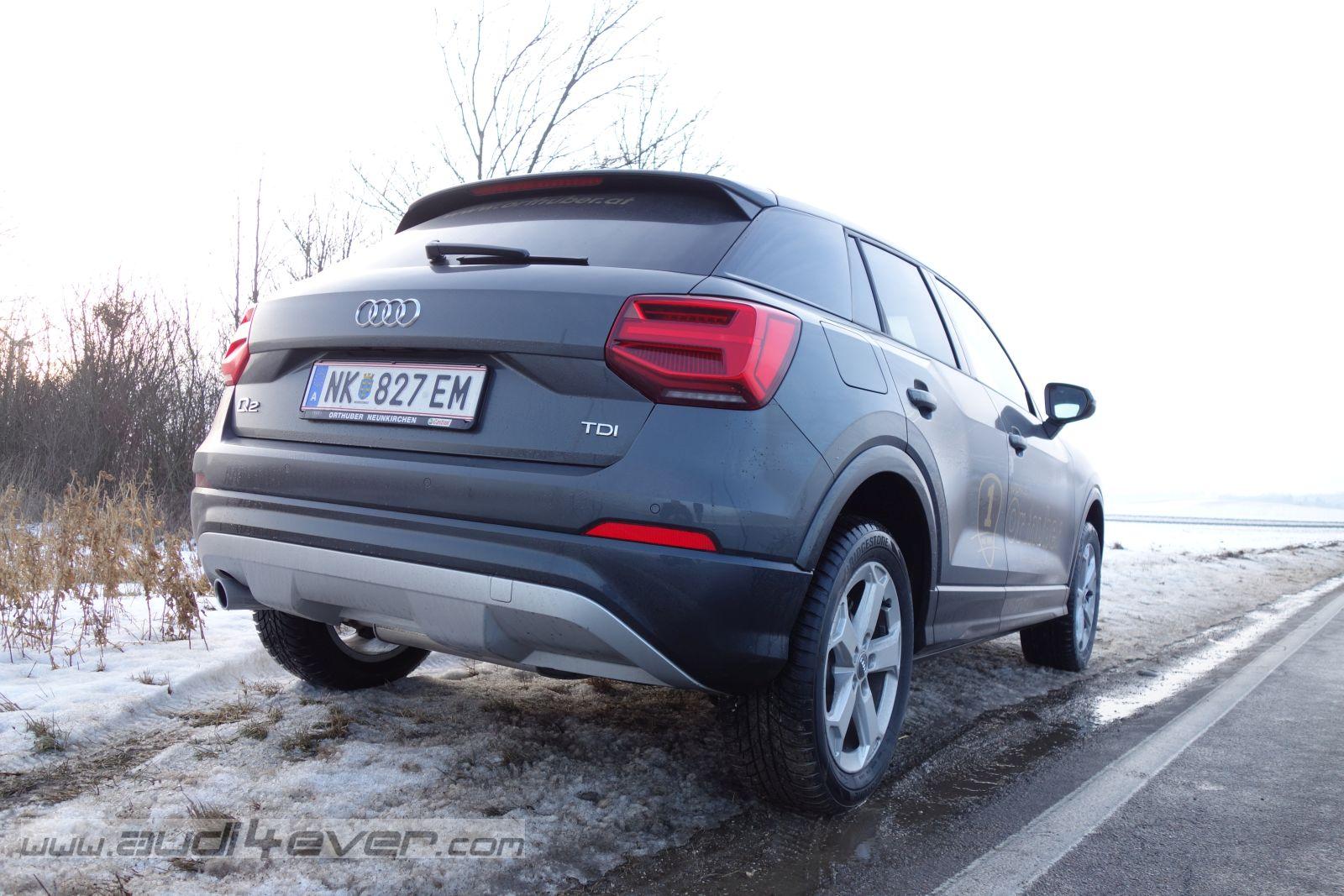 Audi Q2 Vergleichstest