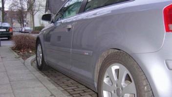 Korby -Audi A3