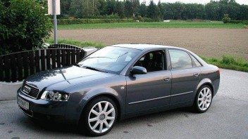 fzwiefel -Audi A4 Limousine