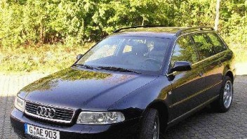 Bluebeat -Audi A4 Avant
