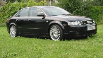 Thomas -Audi A4 Limousine