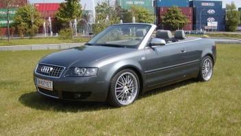 Tuono -Audi A4 Cabriolet