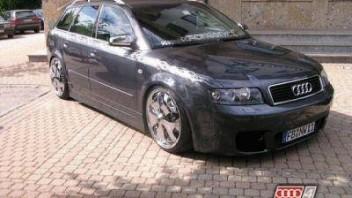 rewesun -Audi A4 Limousine