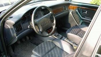 Manuel A4 TDI seine Frau II -Audi 80/90
