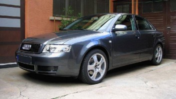 jensemann77 -Audi A4 Limousine