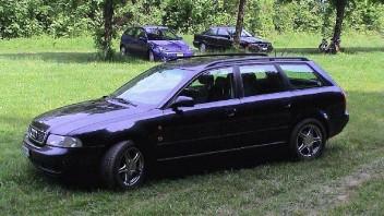 colorblind -Audi A4 Avant