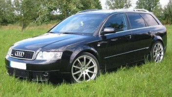 wuzel -Audi A4 Avant