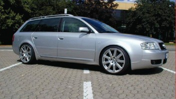 Sagamore -Audi A6 Avant
