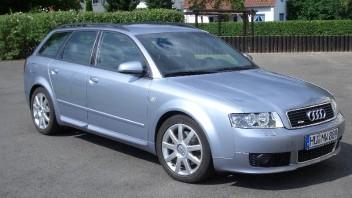 DWDrummer -Audi A4 Avant