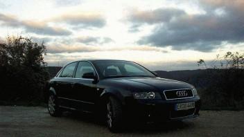 multiplex -Audi A4 Limousine