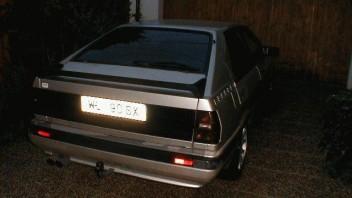 Grüne Mamba -Audi 80/90