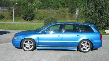 El Pedro -Audi A4 Avant
