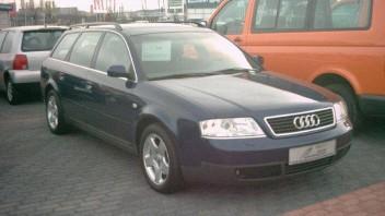 shira -Audi A6 Avant