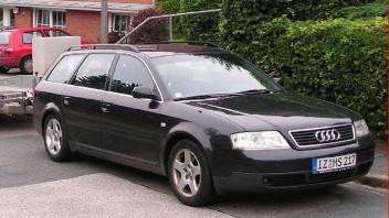 schmusepaul -Audi A6 Avant
