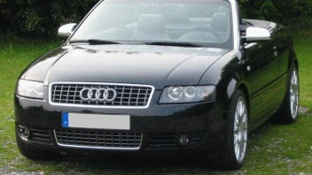 Mr. X -Audi A4 Cabriolet