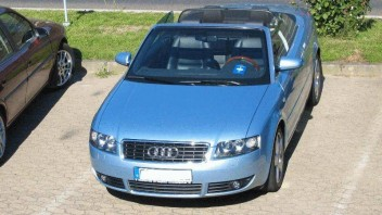 Ketzer27 -Audi A4 Cabriolet