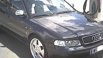 buga -Audi A4 Limousine